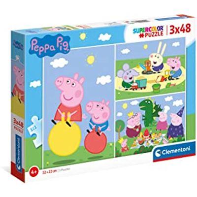 3x48 peppa pig - 06625263
