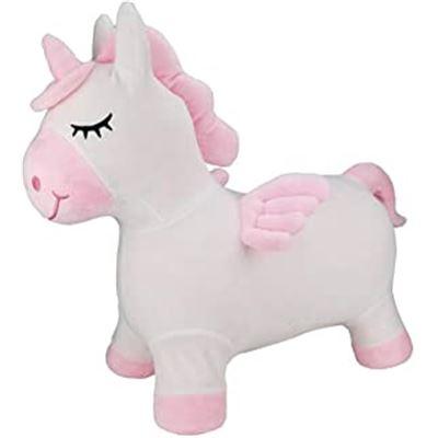 Funbee - jumping pink unicorn - 50500806
