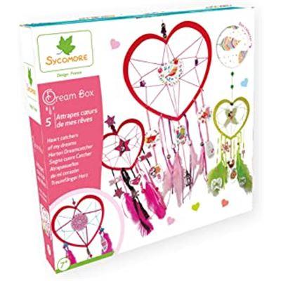 Db gm - heart dreamcatcher oy my dreams - 50594405