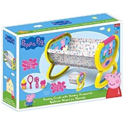 Cuna para muñecas de peppa pig - 48308147