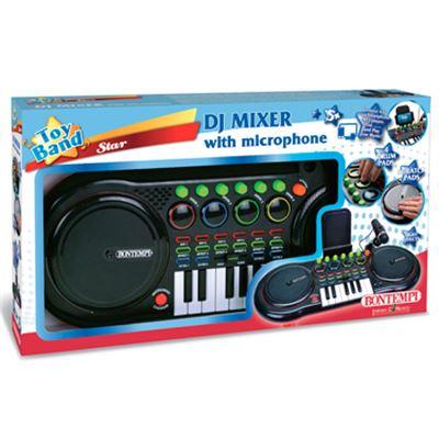 Dx mixer con micrófono - 07981000