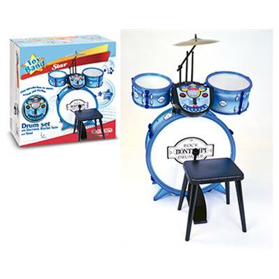 Batería 4 pzas drum set tutor - 07925602