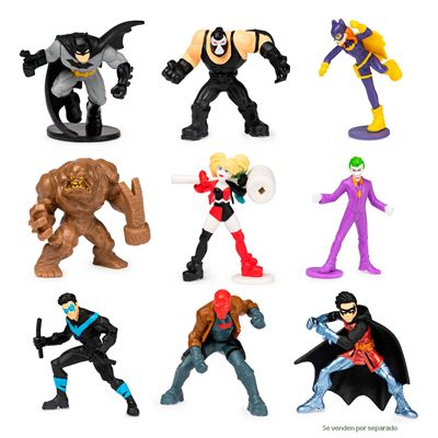Batman figuras 5cm sdo - 8432752030417
