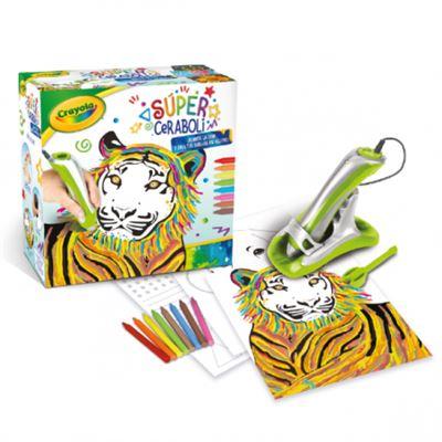 Súper ceraboli tigre