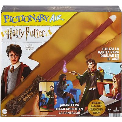Pictionary air harry potter - 0194735020331