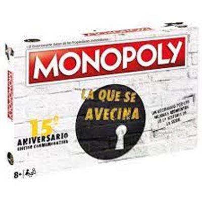 Monopoly la que se avecina edicion aniversario - 47246671