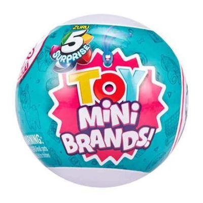 Mini brands - figura ind. - 8414614077594