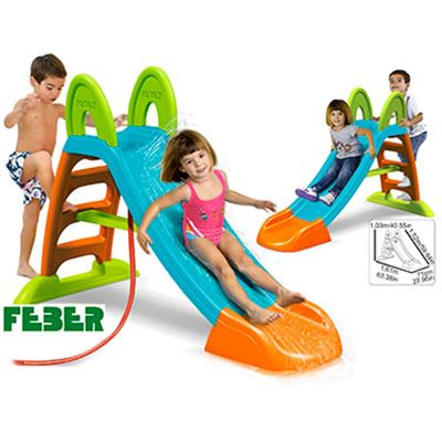 Feber slide plus with water - 13059001