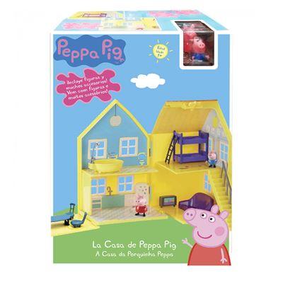 La casa de peppa pig - 3296580842124
