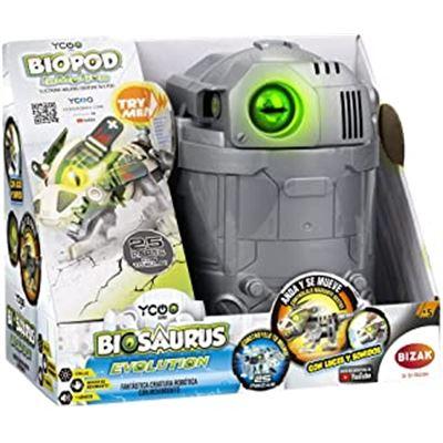 Biosaurus evolution - 03508091