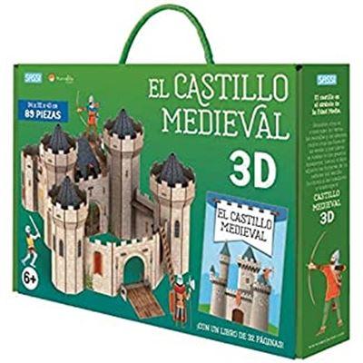 Castillo 3d - 2021