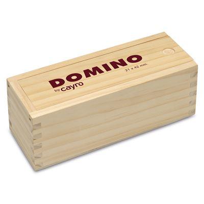 Dominó metacrilato caja madera - 8422878702435