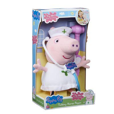 Peppa pig enfermera - 5029736067137