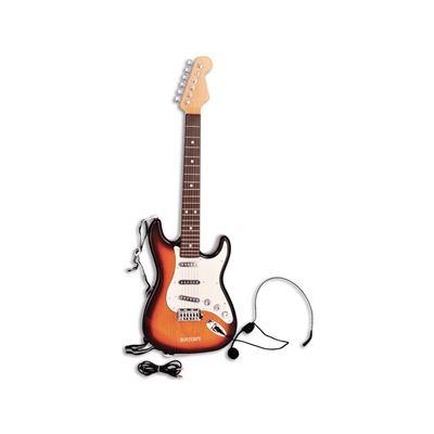 Guitarra eléctric con micro - 0047663240848