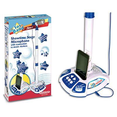 Micrófono con mp3 - 07901042