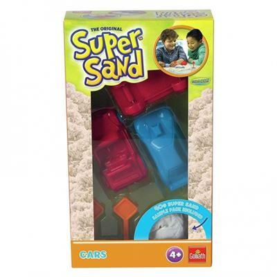 Super sand moldes pasteles y coches - 8711808832435