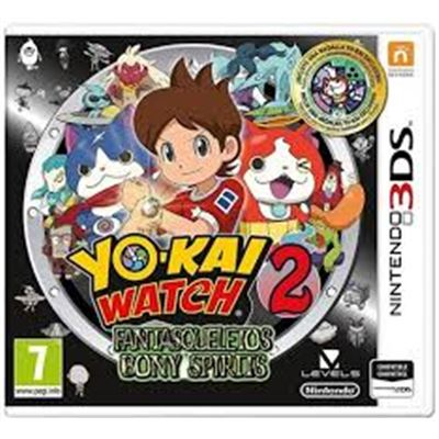 Yokai watch 2 fantasquel 3ds - 045496475031