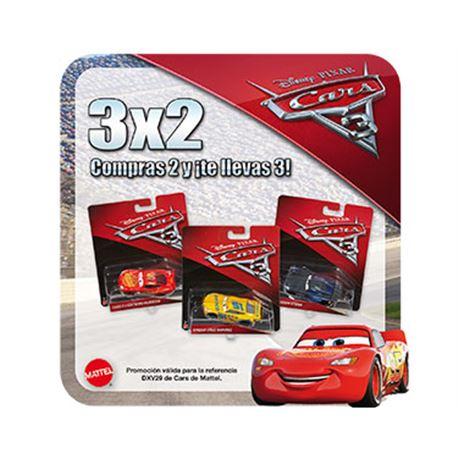 Surt. coches personajes cars - 0887961403473