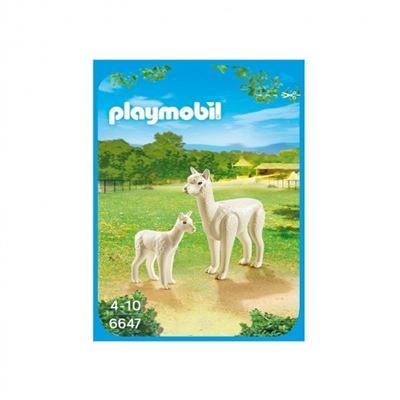 Alpaca con bebé - 4008789066473