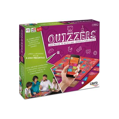 Quizzers - 8422878707164