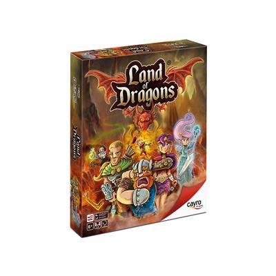 Land of dragons - 8422878770526