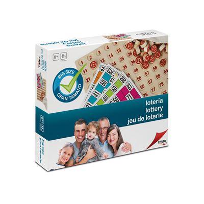 Lotería xxl - 8422878707904
