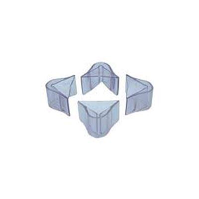 Cantoneras de seguridad silicona - 8430058120092