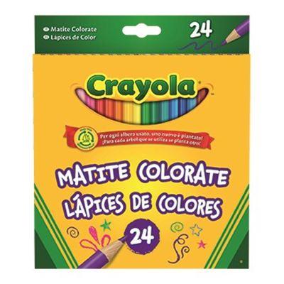 24 lápices de colores - 5010065036246