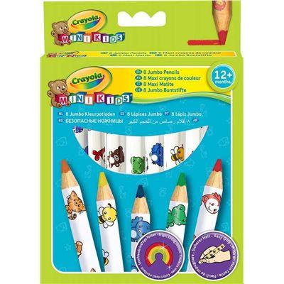 Lápices decorados jumbo - 5010065036789