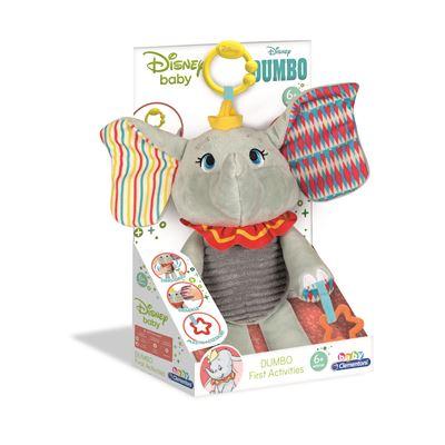 Dumbo peluche texturas - 8005125172979