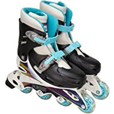Inline skates size 2 led 34-37 - 50500032