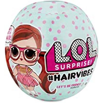 L.o.l surprise s7 - hairvibes - cdu 12 unidades - 23408998