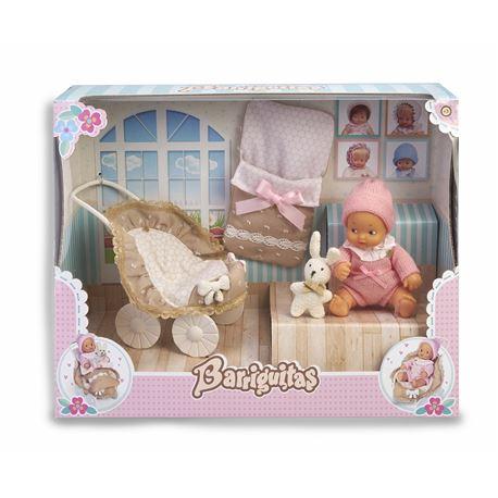 Barriguitas carriage+figure - 8410779081322