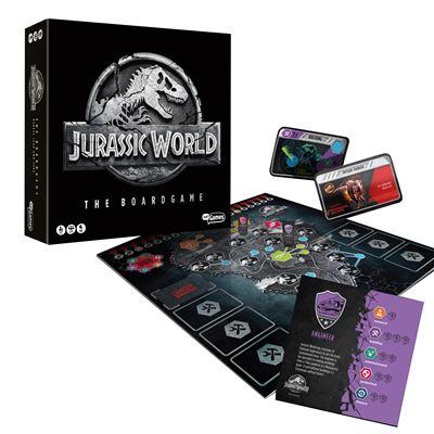 Jurassic world - 8718866301859