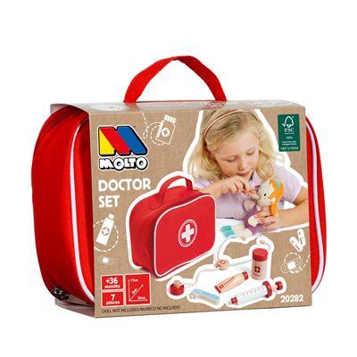 Kit doctor 7 pcs - 8410963202823