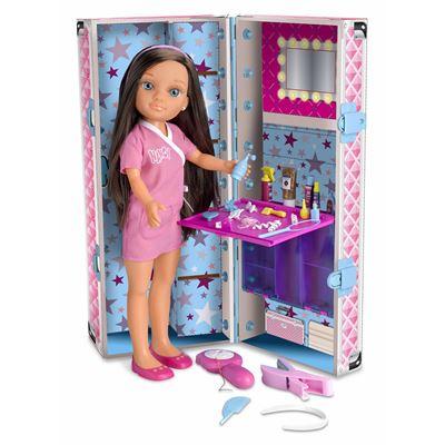 Nancy y mi maletín de peinados - 8410779053008