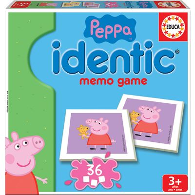 Identic peppa pig - 8412668162273