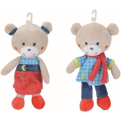 Nicotoy baby plush animal - 5413538598300