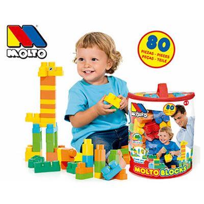 Bolsa blocks 80 pzas - 26512461