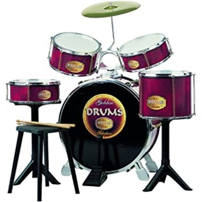 Gran bateria golden drums - 31000726