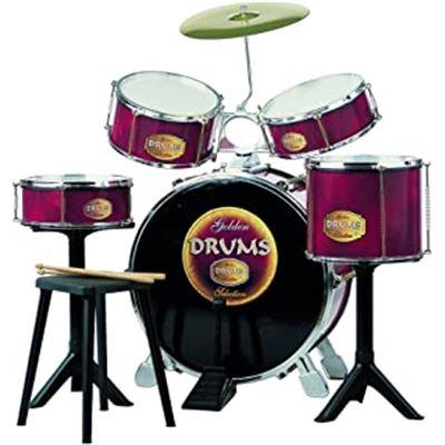 Gran bateria golden drums - 31070726
