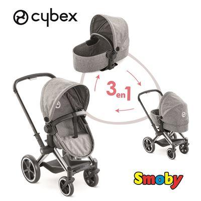 Sillita 3 en 1 cybex plegable - 4062013140773