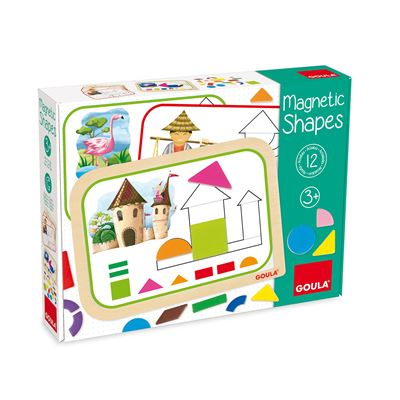 Magnetic shapes - 8410446531556