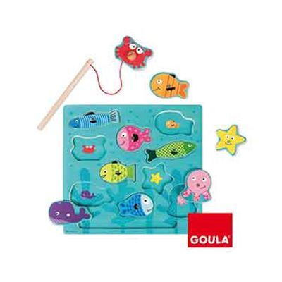 Juego de la pesca - 09553131