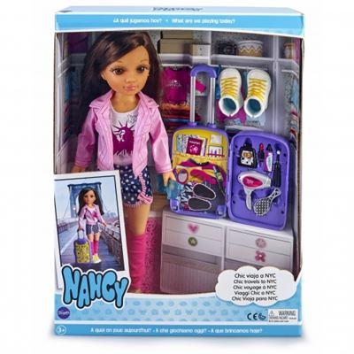 Nancy chic viaja a new york - 8410779072917