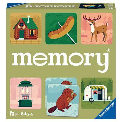 Camping adventures memory - 4005556206131