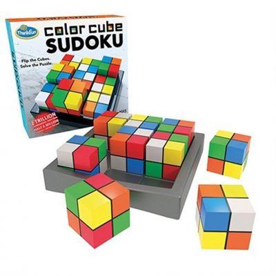 Color cubes sudoko - 4005556763429