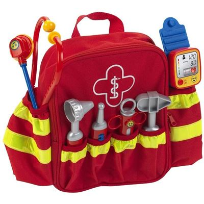 Rescue backpack - 4009847043146