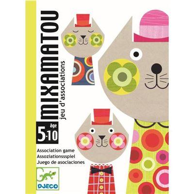 Cartas mixamatou - 3070900051300
