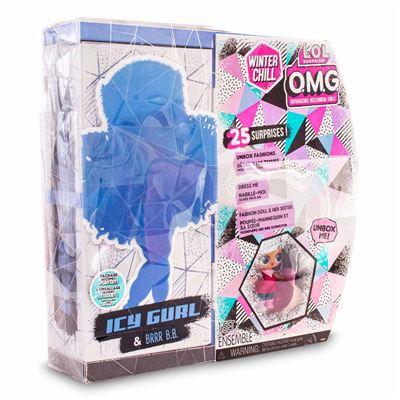 Lol surprise- omg fashion dolls winter chill - 8056379098324